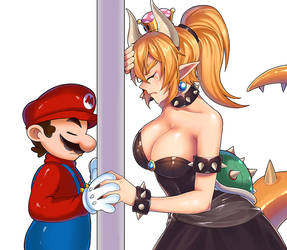 A Mario/Bowsette Fanfiction - Every Heart