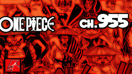 ONE PIECE ch. 955 - Plan In Motion! But...!!!