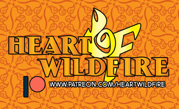 Heart Of Wildfire - Patreon Page