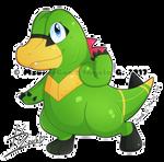DinoGoat Totodile