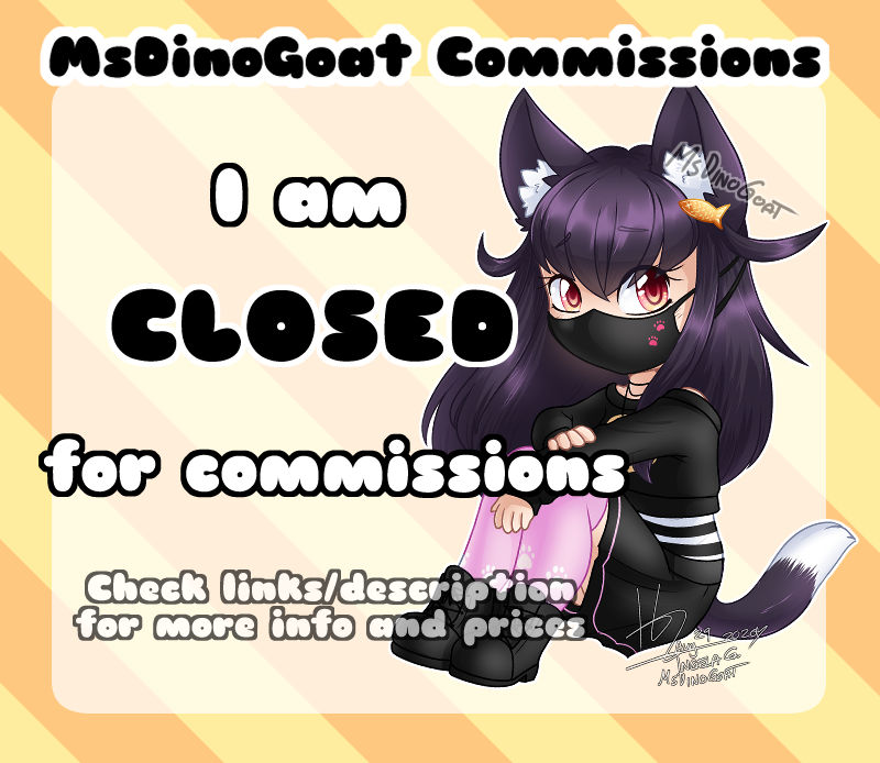 Commissions: CLOSED