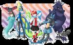 Luna's team
