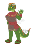 Gecko lad
