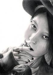 Drawing - Miyavi