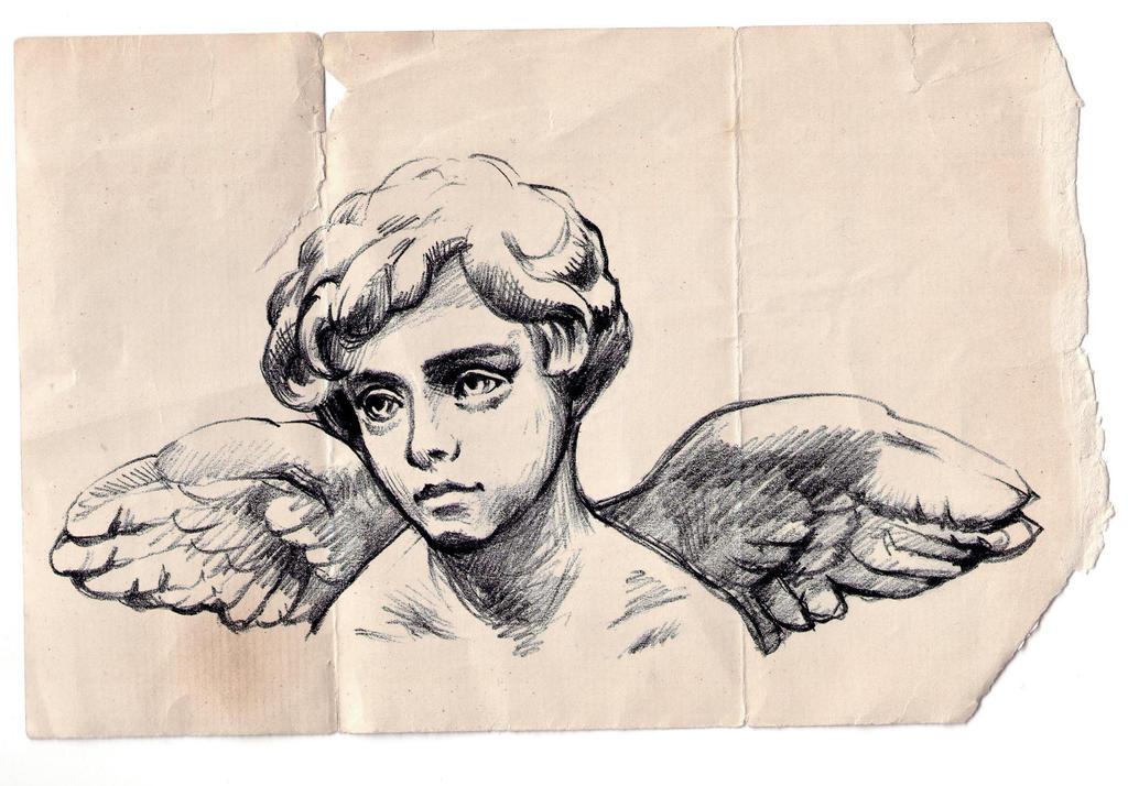 Angel by Spoonygee