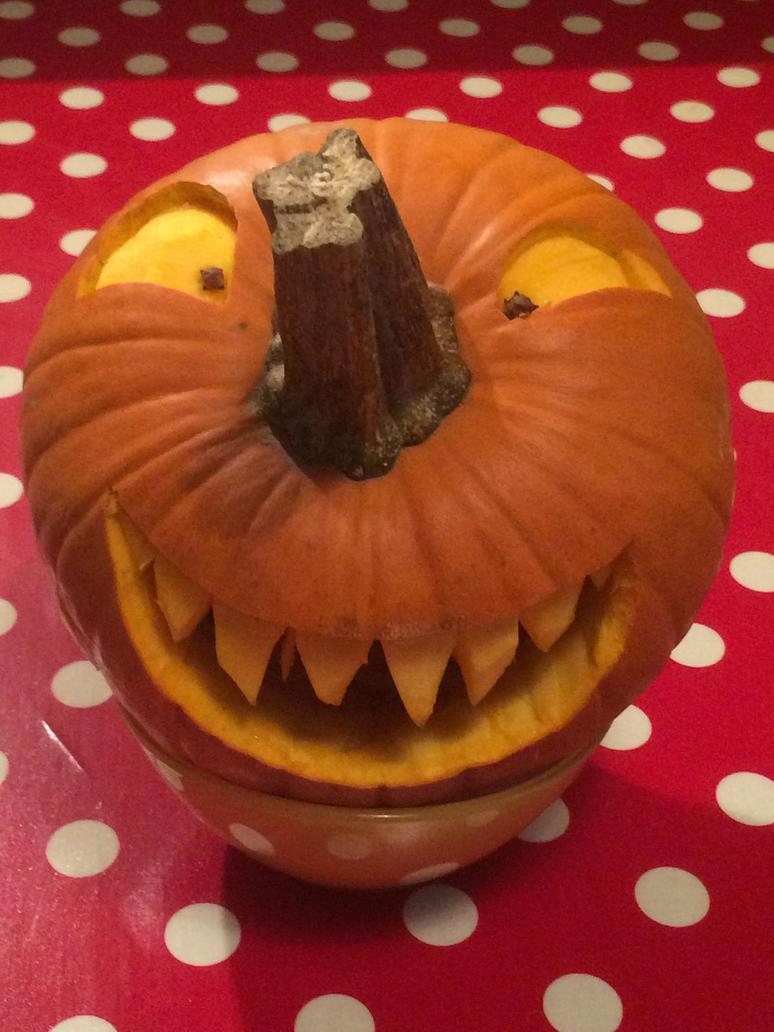 Pumpkin  by Spoonygee
