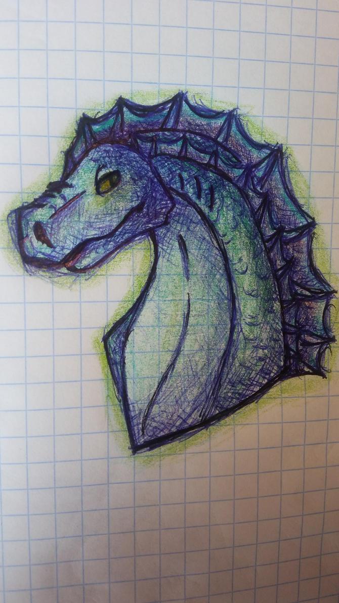 Dragonnn by RedShadow8