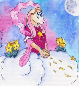 Bunny Godess of Dreams