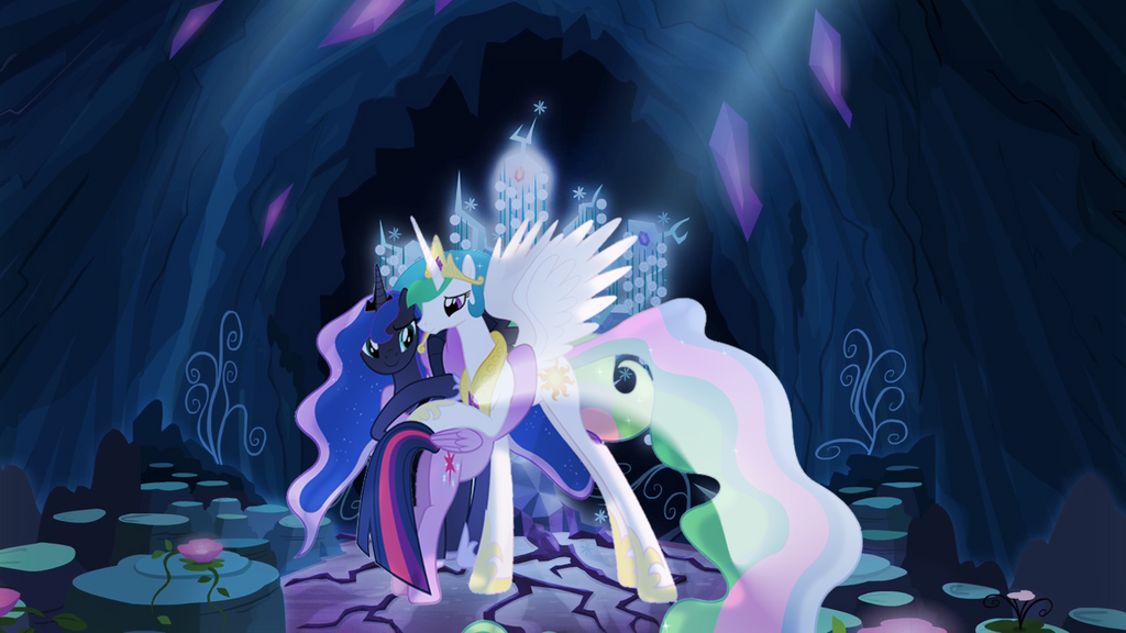 Tree of Harmony by Princess-CelestiaMLP