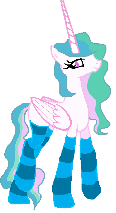 Socks for Celestia by Princess-CelestiaMLP
