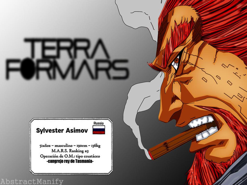 http://img01.deviantart.net/5c92/i/2013/119/2/2/sylvester_asimov__terra_formars__by_abstractmanify-d63hlyq.jpg