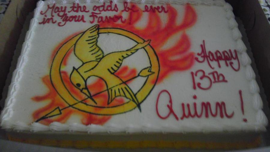 My Thirteenth Birthday Cake By Across The Fandom On Deviantart