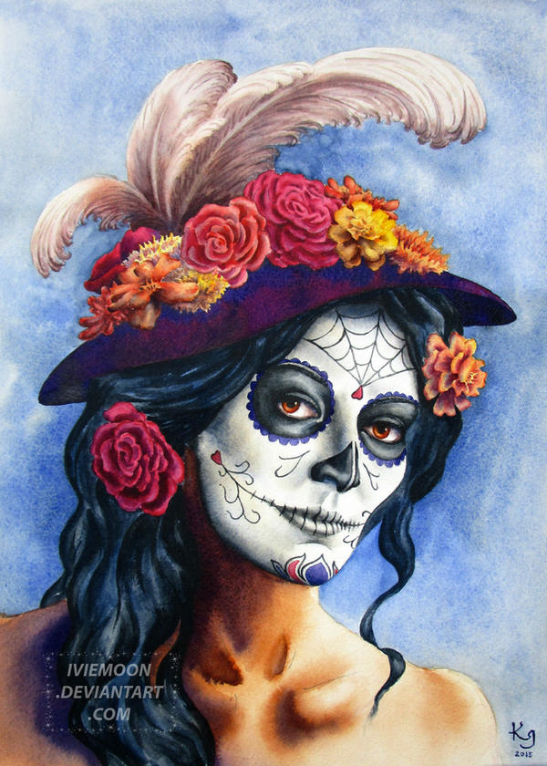 La Catrina by IvieMoon