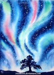 Watcher of the Skies II by IvieMoon