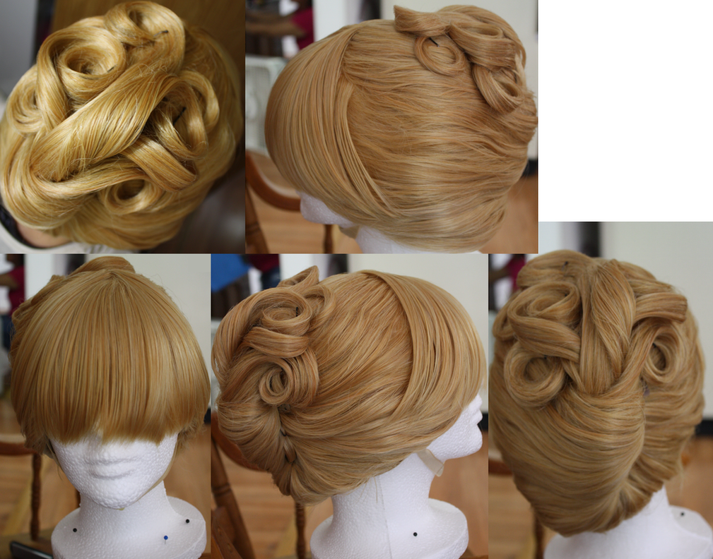 Cinderella 10 wig commission by miyuarts on deviantart cinderella 10 wig commission by miyuarts baditri Gallery