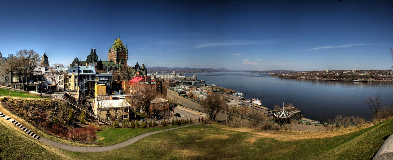 Quebec Panorama by Rubus65