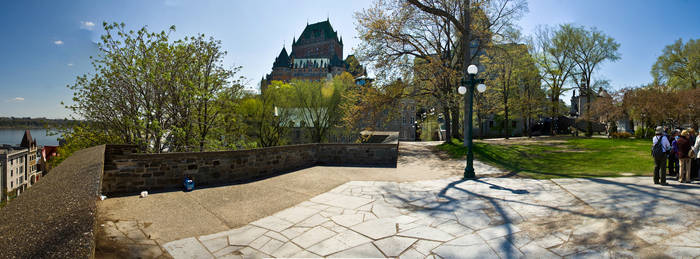 Quebec Panorama V