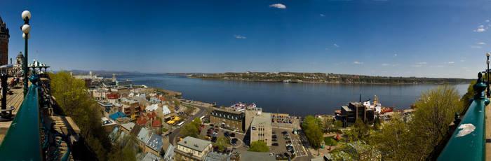 Quebec Panorama VI