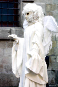 Angel In Barcelona