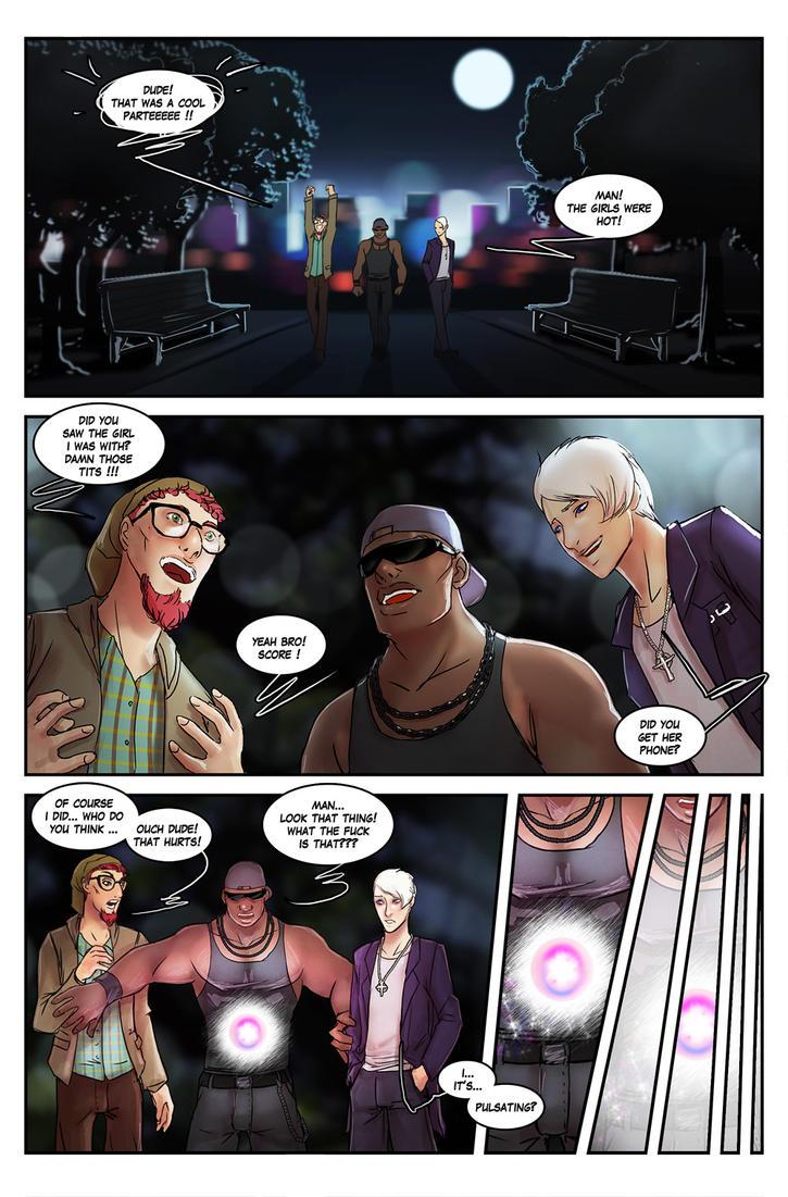 ZOAT 2 Page 01 by KannelArt