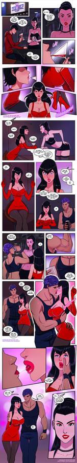 TrueSelf Tavern - The Girl in Red