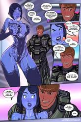 Insta-Cosplay: Hey, Cortana! - Page 12 - Final by KannelArt