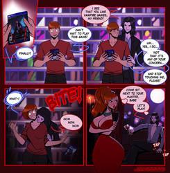 Embrace: Vampire Games by KannelArt
