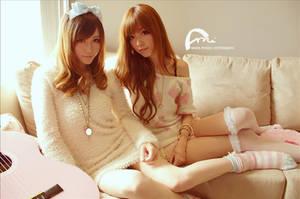 When the Girls Meet Bossanova_2 by wanghai12212