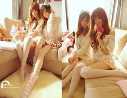 When the Girls Meet Bossanova_3 by wanghai12212