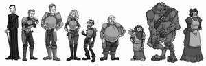 Discworld Watch Lineup