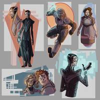 Genre Bending- Discworld by Ligeias-Ghost