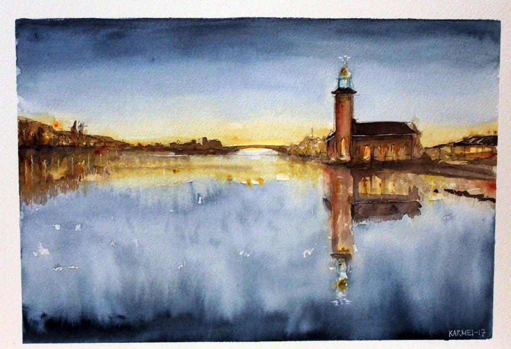 Stockholm by Karuuplz