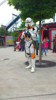 Clone Trooper by Quigonjinncosplay