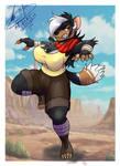 Greatnixfox Rudegirl by Mr-Zero