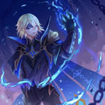 Dainsleif-FANART [Genshin Impact]