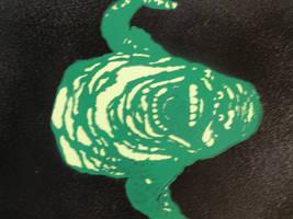 slimer by itsallblack