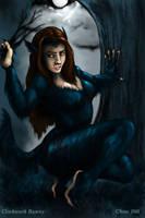 Werewolf self by Melieth