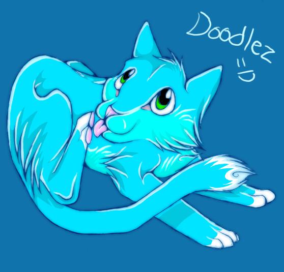Doodlez xD by sketchthestars