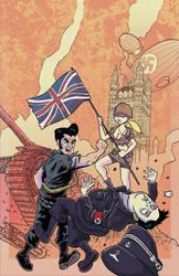 Solomon Stone Issue 2 Cover