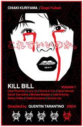 Kill Bill Vol. 1 Poster