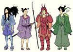 Samurai fun