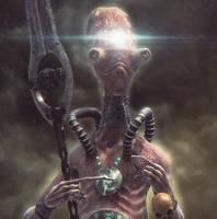 Alien by GAMERAS