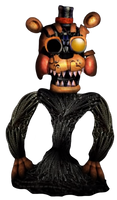 Molten Toy Freddy