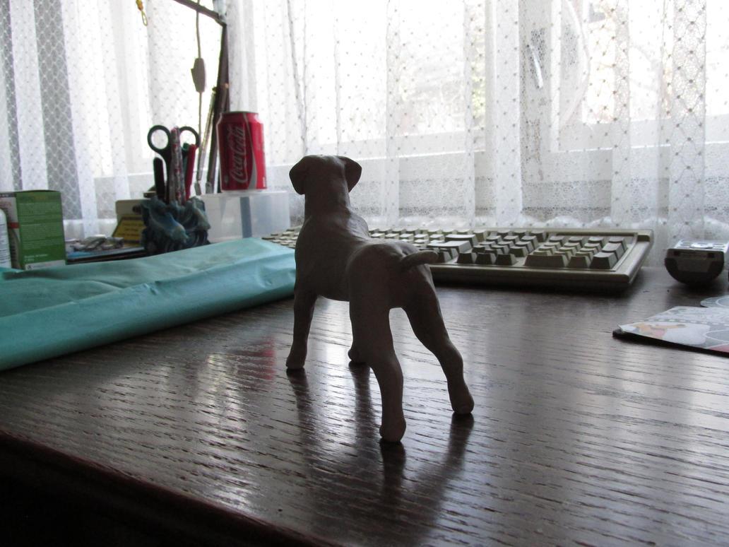 Dog WIP (2) by BillieJean485
