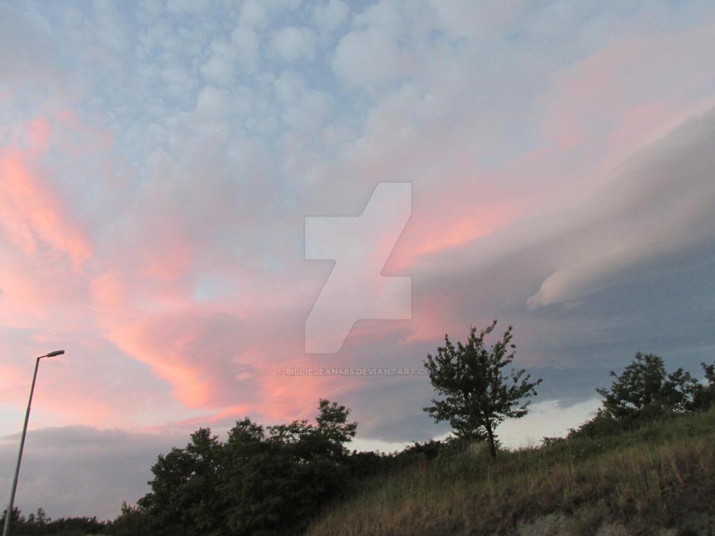 ''Strange Clouds'' by BillieJean485