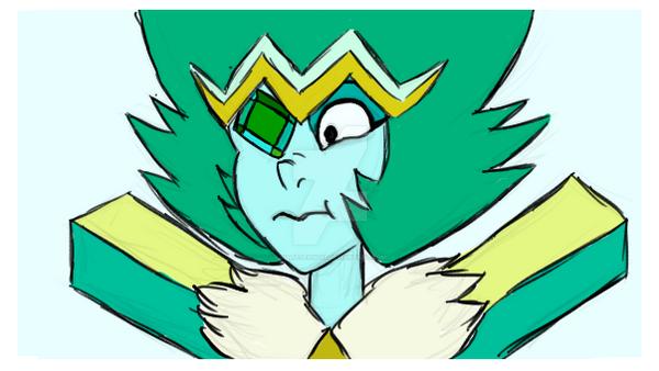 Emerald Again by BillieJean485
