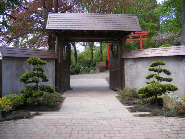Japanese Garden Stock 11 by AmethystDreams1987