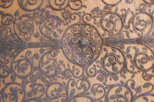Iron Scrollwork