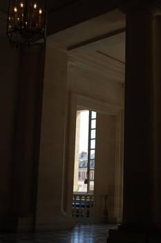 Versailles Doorway