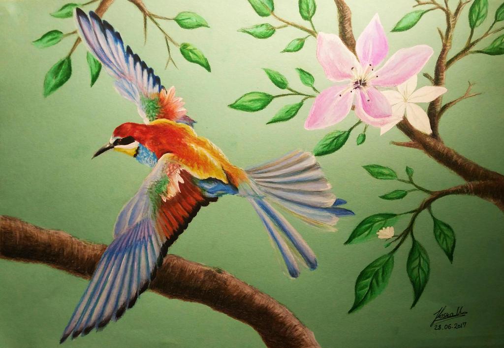 Nature's decoration by marija-iloska